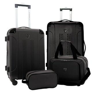Travelers Club Chicago Plus 4PC Exp. Rolling Value Set