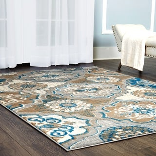 Link to Home Dynamix Tremont Willow Area Rug Similar Items in French Country Rugs