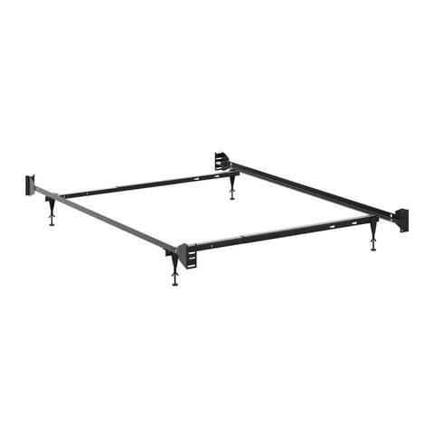 Graco Metal Bed Frame - Crib Conversion Kit compatible with any 4-in-1 or 5-in-1 convertible crib