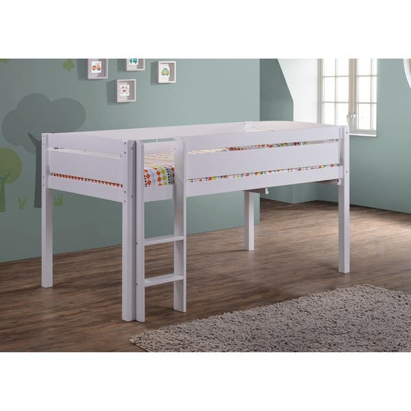 Canwood Whistler Junior Loft Bed Compatible With Twin