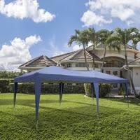 Kinbor 10' x 20' Pop Up Canopy Tent Outdoor Party Wedding Gazebo Tent