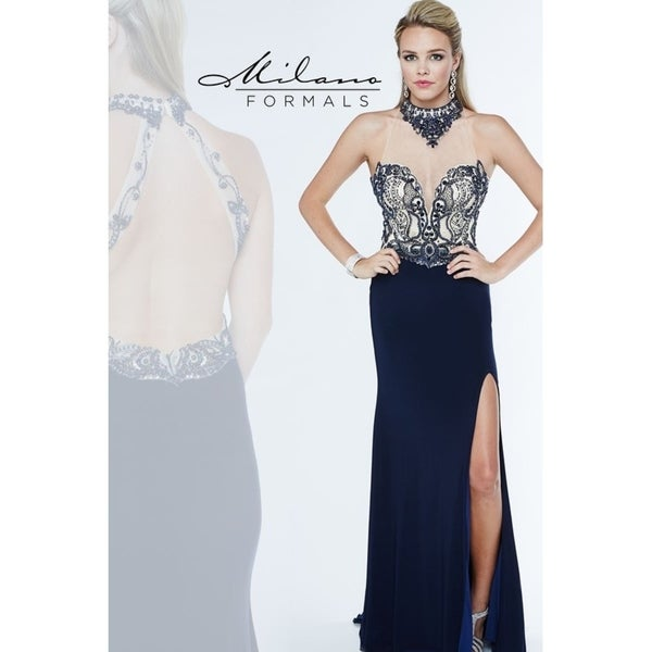 834af71a3fa8e Shop Sexy formal dress for Milano formals #E1892 - Free Shipping ...