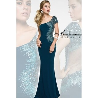Classic Evening Dress from Milano Formals #E1866