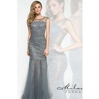 Sensual evening dress from Milano formals #E1909