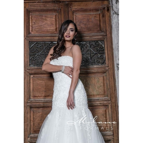Shop Magical Wedding Dress From Milano Formals #AA9321