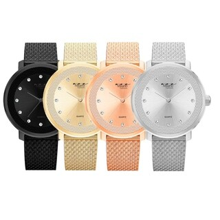 M Milano Expressions Strap Lady Watch - 4645 - One size