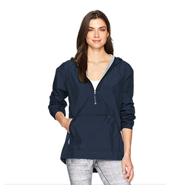 Charles River Apparel Women's Classic Athletic Pullover Hoodie