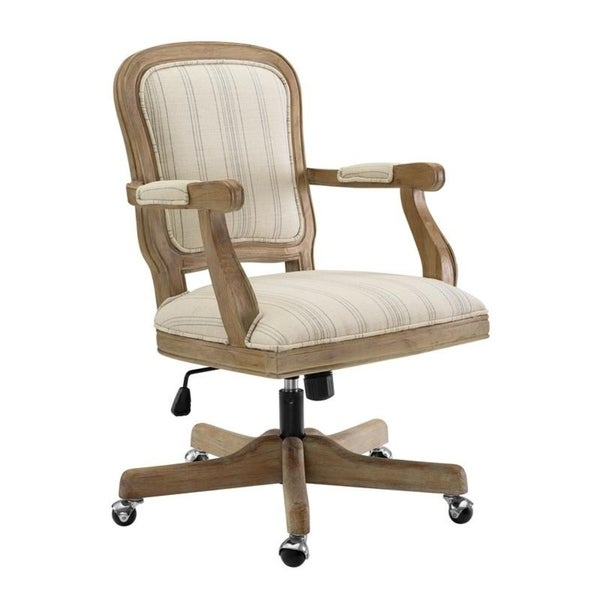 Willa Stripes Office Chair