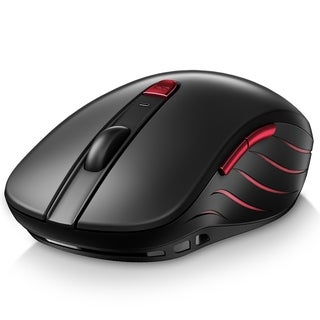 VicTsing 2.4G Wireless Mouse with Nano USB Receiver with 5 Adjustable DPI Levels