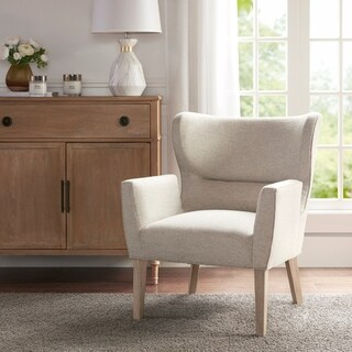 "Madison Park Topix Natural Accent Chair - 29""w x 31""d x 35""h"