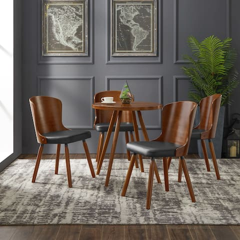 Carson Carrington Rogaland 5-piece Bamboo Dining Set