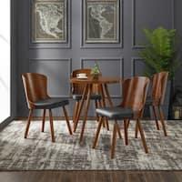 Carson Carrington Rogaland 5-piece Bamboo Dining Set