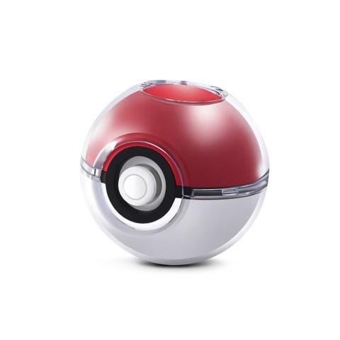 Nintendo Poke Ball Plus Case, INSTEN Crystal Clear Protective Hard Plastic Case for Nintendo Poké Ball Plus