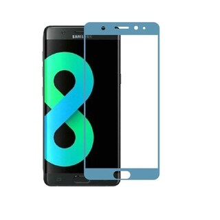 INSTEN Clear Tempered Glass Screen Protector Compatible With Samsung Galaxy S8 Plus (3 Colors)