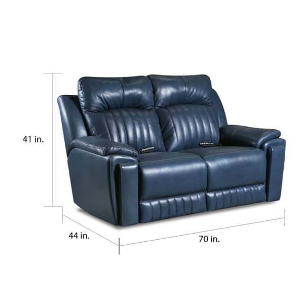 Cool Shop Copper Grove Miramas Massaging Reclining Loveseat Ncnpc Chair Design For Home Ncnpcorg