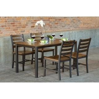 Elan Furniture Loft 5 Piece Dining Set