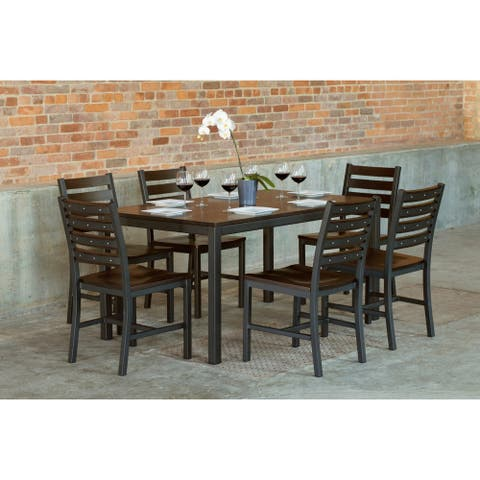 Elan Furniture Loft 7 Piece Dining Set