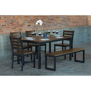 Shop Hillsdale Furniture S Lorient Rectangle Dining Set In