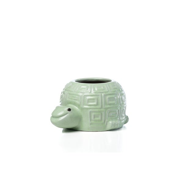 Ceramic Happy Turtle. Opens flyout.