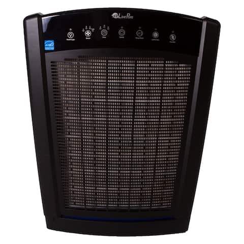 LivePure Bali Series Multi-Room Digital Console True HEPA Air Purifier