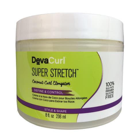 DevaCurl Super Stretch 8-ounce Coconut Curl Elongator