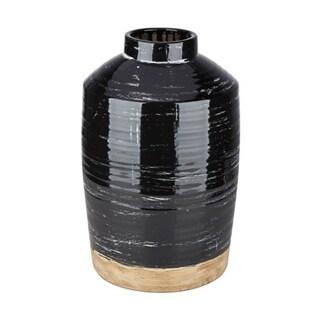 Trisha Yearwood Canyon Black Large Mojave Vase