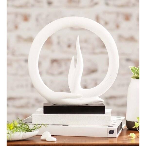 Serenity Hands Sculpture