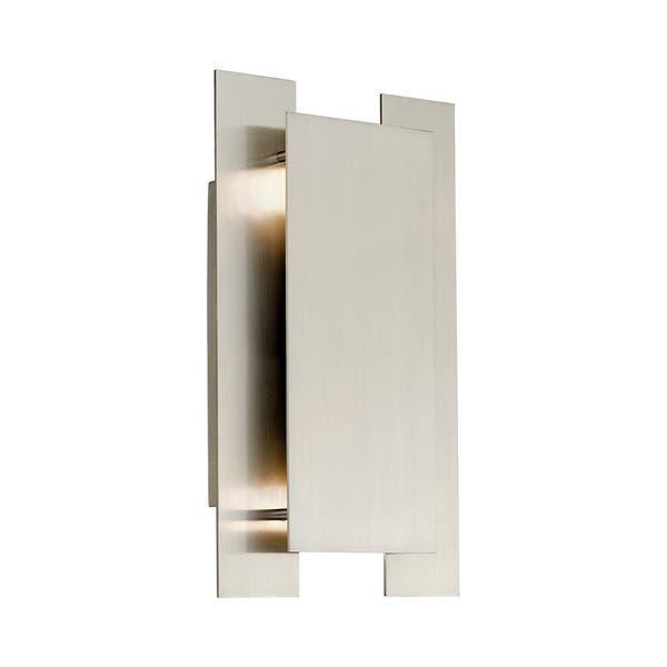 Livex Lighting Varick 2 Light Ada Wall Sconce 8 W X
