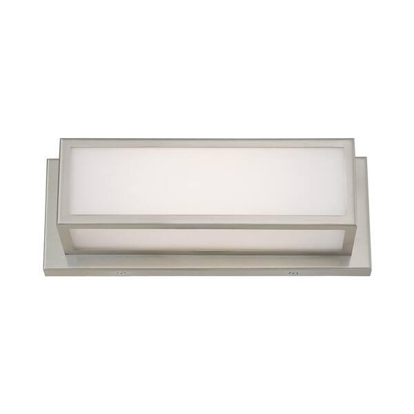 Livex Lighting Sutter 1 Light 8w Led Ada Bath Vanity