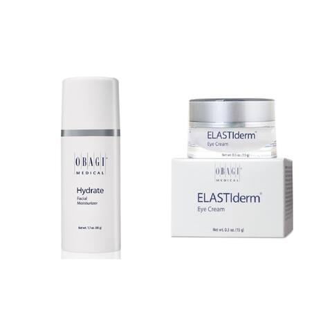 Obagi Hydrate 1.7-ounce Facial Moisturizer & 0.5-ounce ELASTIderm Eye Cream