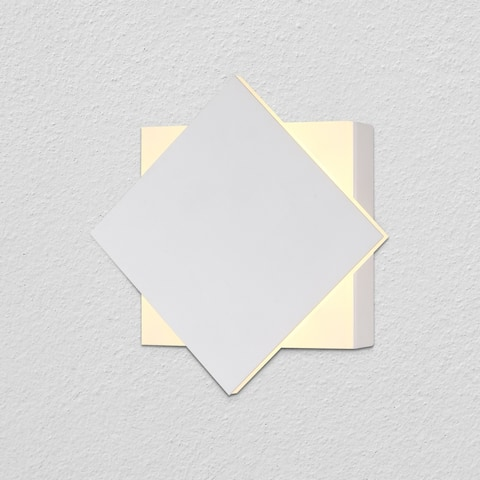 """VONN Lighting Eclipse VMW13600SW 5"""" Rotative Integrated LED Wall Sconce"""