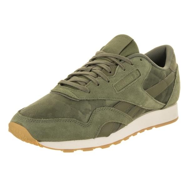 Shop Reebok Men's Classic Nylon SG Casual Shoe Overstock