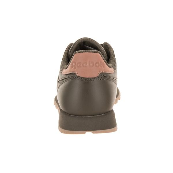 Reebok Men/'s Classic Leather Rm Casual Shoe