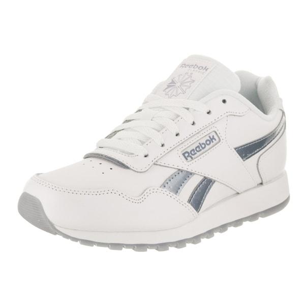 16f085ee28f Shop Reebok Women s Classic Harman Run Casual Shoe - Free Shipping ...