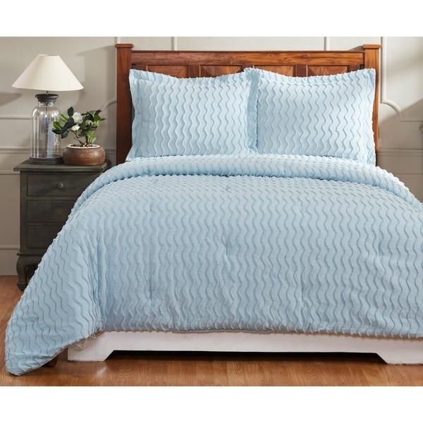 Isabella Chenille Comforter Set