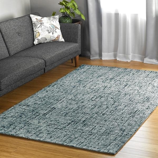 Lankford Handmade Wool Area Rug