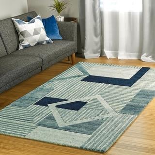 Colab Handmade Wool Area Rug