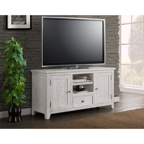 Shop Martin Svensson Home Monterey Solid Wood 60 Tv Stand Free