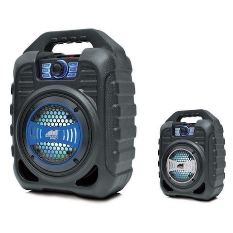 Wireless Portable LED Party Speaker