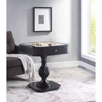 ACME Bishop II Game Table, Black