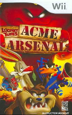 Wii - Looney Tunes: Acme Arsenal