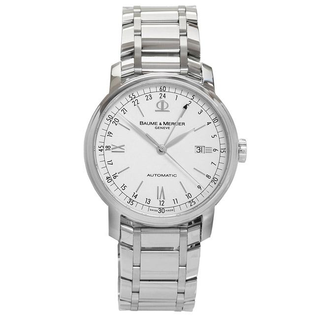 Baume & Mercier Classima Automatic GMT Watch
