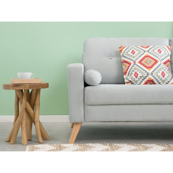 Strange Shop Fabric Sofa Kalmar Free Shipping Today Overstock Bralicious Painted Fabric Chair Ideas Braliciousco