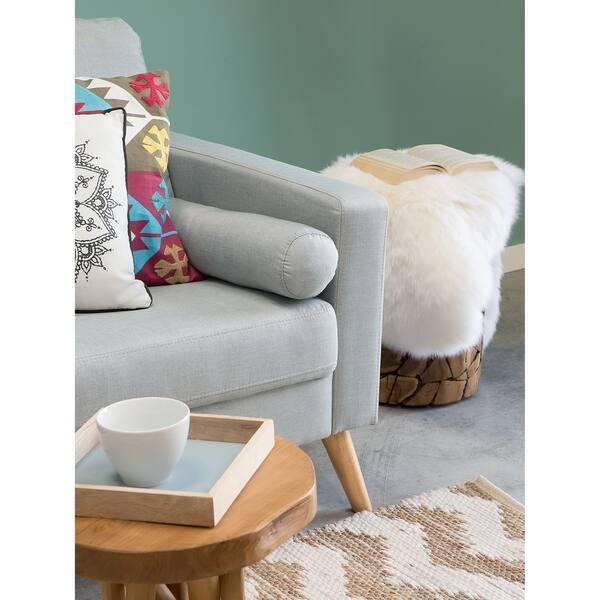 Stupendous Shop Fabric Sofa Kalmar Free Shipping Today Overstock Bralicious Painted Fabric Chair Ideas Braliciousco