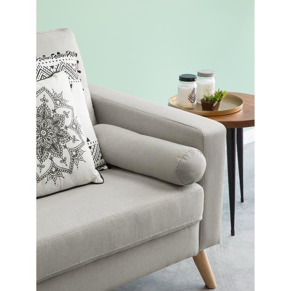 Brilliant Shop Fabric Sofa Kalmar Free Shipping Today Overstock Bralicious Painted Fabric Chair Ideas Braliciousco