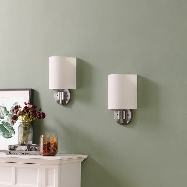 Carson Carrington Tova 2 Piece Indoor Decorative Wall Sconces