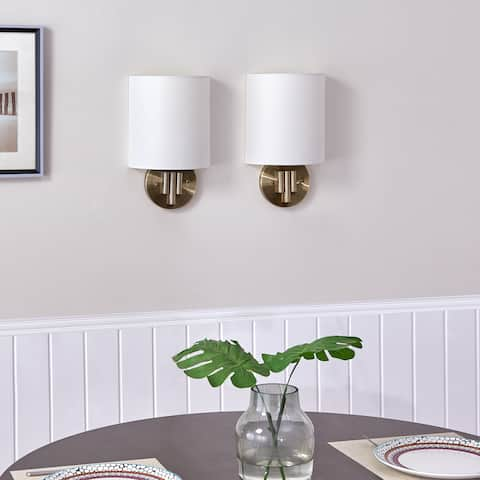 Carson Carrington Lemmenjoki 2-piece Indoor Decorative Wall Sconces