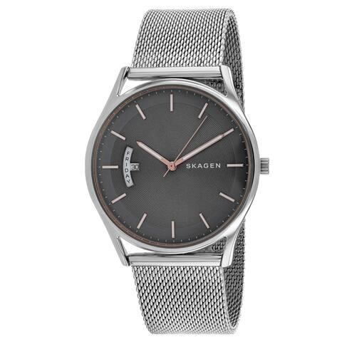 Skagen Men's Grey Dial Watch - SKW6396