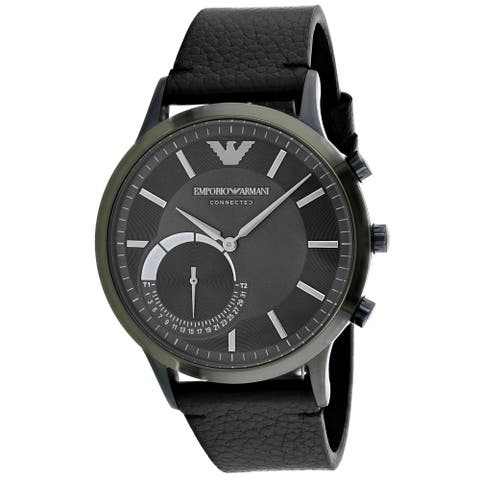 Armani Men's Connected Grey Dial Watch - ART3021