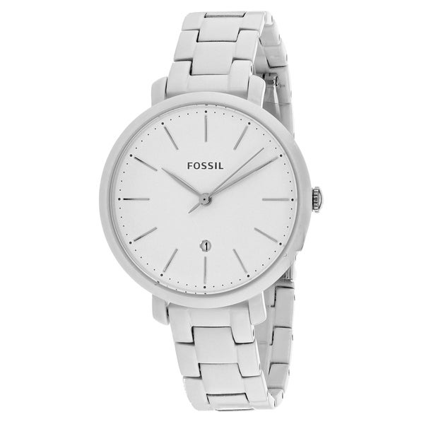 fd173d49e1e Shop Fossil Women s Jacqueline ES4397 Watch - N A - Free Shipping Today -  Overstock - 25769778